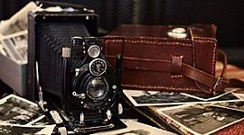 Historia de la fotografía timeline