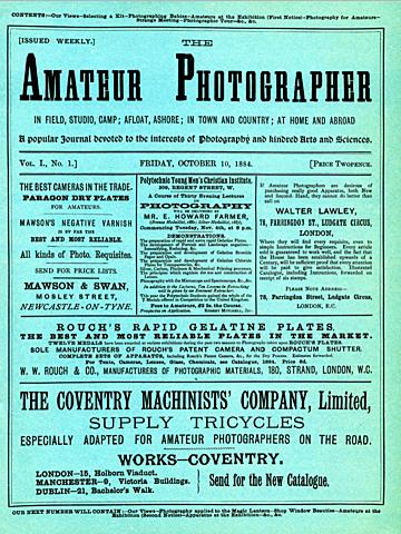 Artículos del medio fotográfico