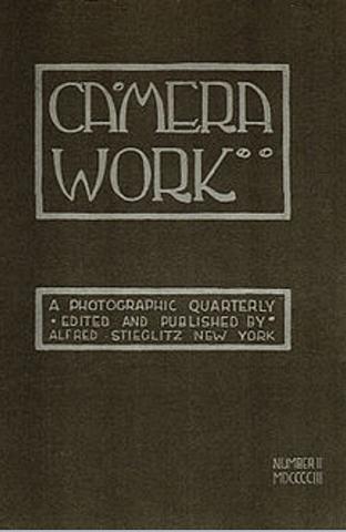 Stieglitz, puso en marcha Camera Work