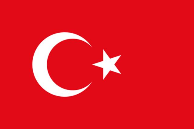 Jag och min familj reste till Turkiet
