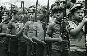 COLOMBIA 1899: LOS NIÑOS y LA GUERRA