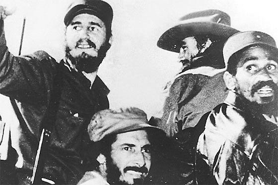 Derrocamiento de Fulgencio Batista