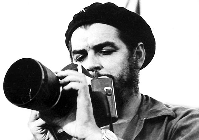 El Che Guevara idea el modelo foquista