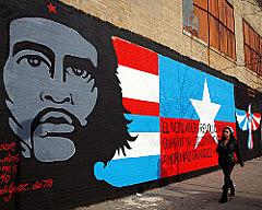 El Che Guevara se convierte en un símbolo