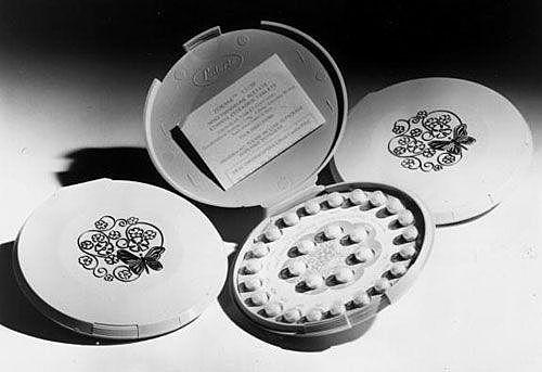 Se inventa la pastilla anticonceptiva