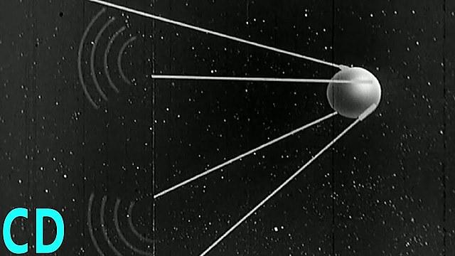Se lanza el Sputnik