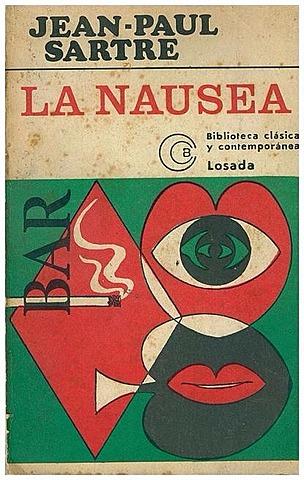 "Se publica ""La Nausea"""