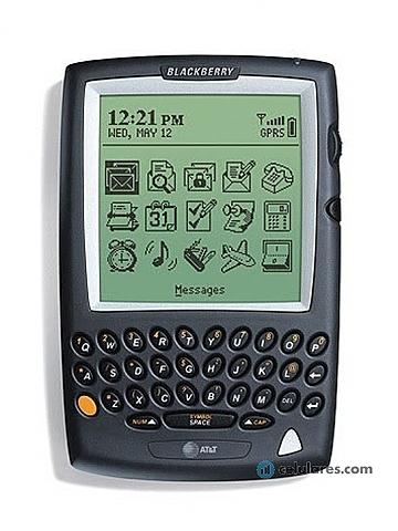 Blackberry OS 3.6