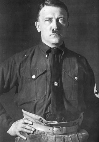 Hitlerbegins military buildup