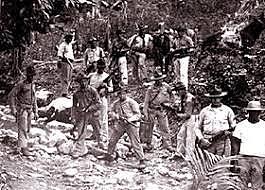 EUA invade Haití