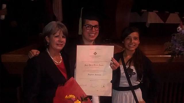 Graduación de mi hermana