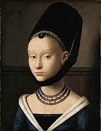 Renaissance Art: Portrait of a Young Girl