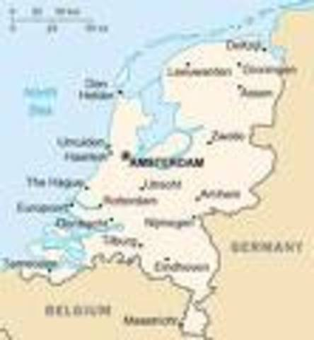 german defeats netherlands, belgium and luxembourg