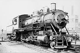 Construcción de la primera locomotora Nacional.