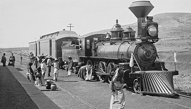 Expansión de la Red Ferroviaria