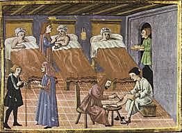 En los inicios del siglo XV,