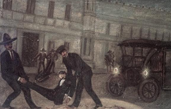Muerte de Francisco I. Madero