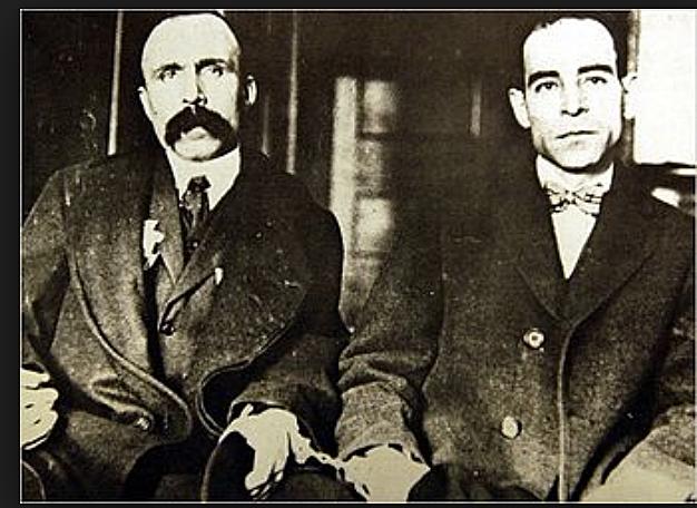 Sacco and Vanzetti execution