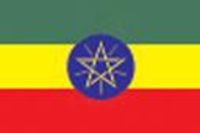 Italian Troops conquer Ethiopa