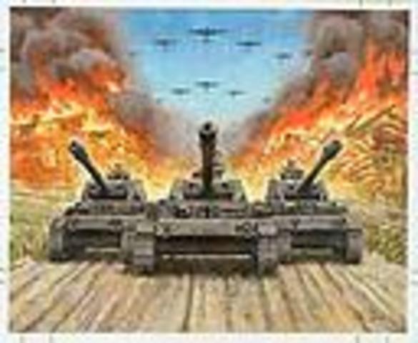 german invasion of poland blitkrieg