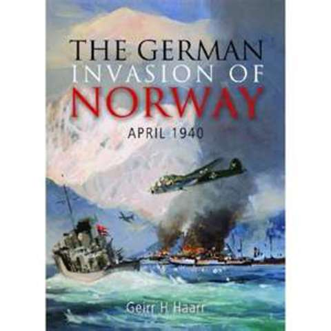 German invasion of Denmark and Norway