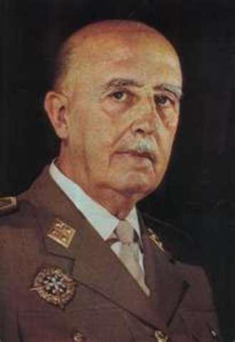 Franco is successful in Spain