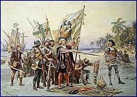 Colonization of Costa Rica