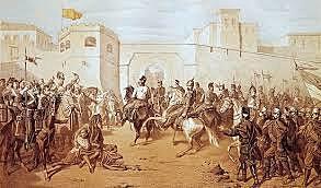 Conquering Morocco
