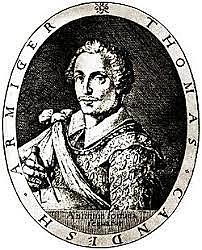 Thomas Cavendish exploration