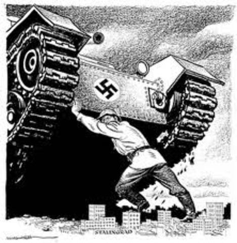 Hitler begins millitary buildup
