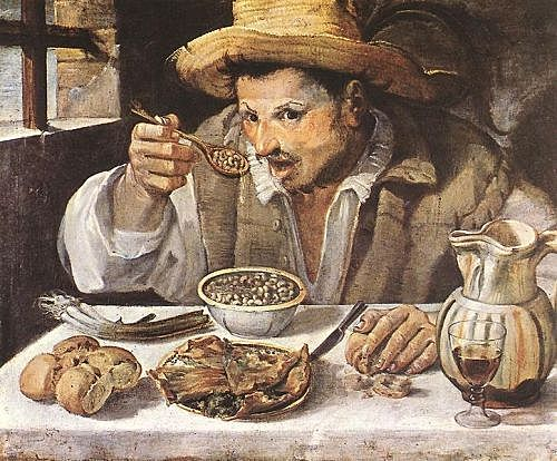 Life in the Renaissance: Food