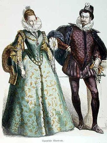 renaissance of clothing