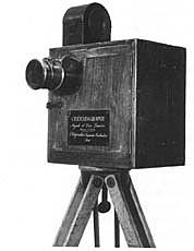 S'inventa el Cinematògraf