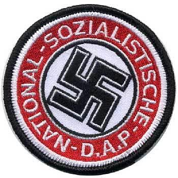 Fundación del Partido Obrero Nacionalista Alemán