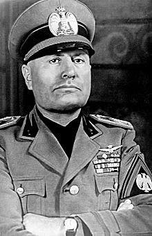 Benito Musolinni