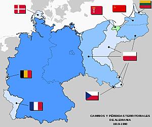 Alemania ya ocupaba varios países de Europa