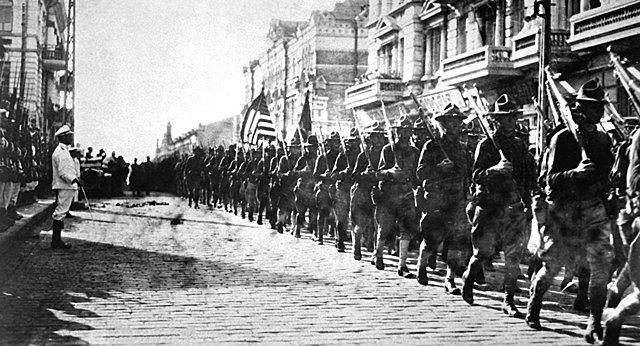 Invasión del Occidente ruso