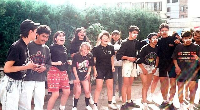1985: AÑO INTERNACIONAL DE LA JUVENTUD