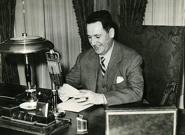 Entra al poder Juan Domingo Perón