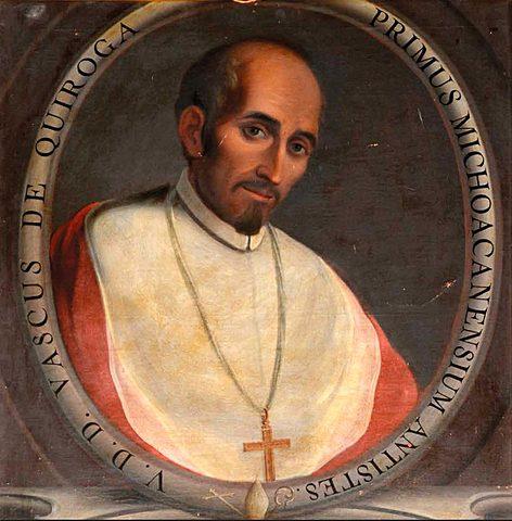 Don Vasco de Quiroga