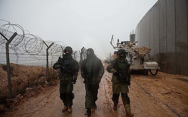 El ejercito Israelí abandona Líbano