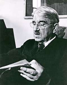 John Dewey published Experience and Nature