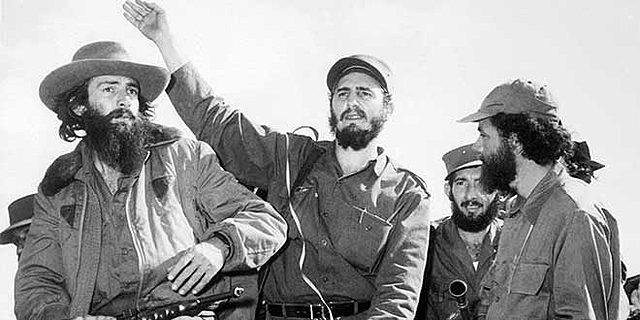 Triunfa la Revolución Cubana