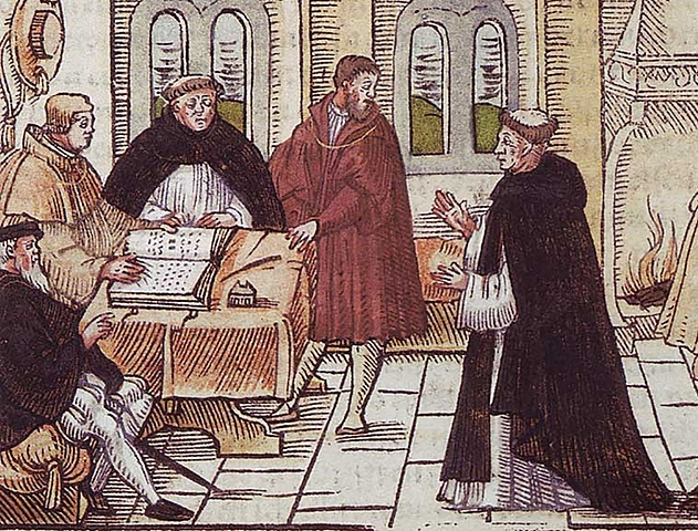 Martin Luther and the Protestant Reformation: Lutheranism