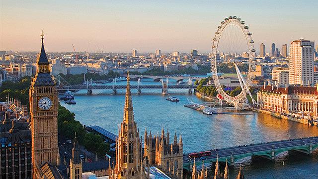 Переезд в Лондон