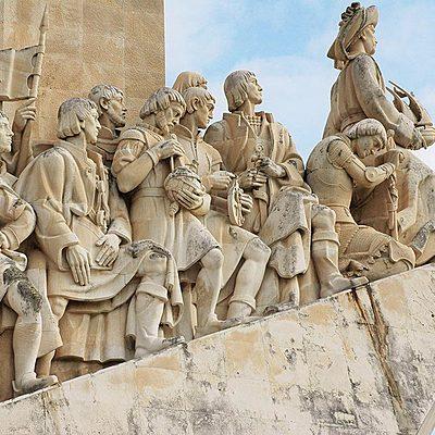 La era de los descubrimientos del Imperio Portugués timeline