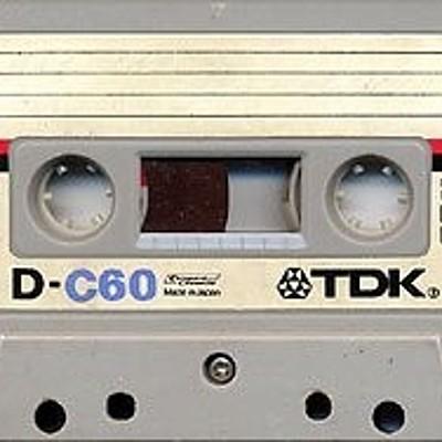 casette audio timeline
