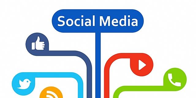 mobile, Web, réseaux  sociaux