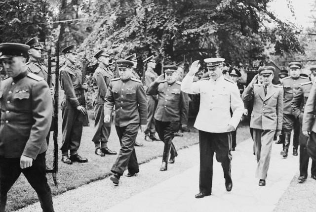 Joseph Stalin takes control of USSR