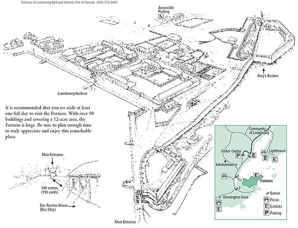 Fortress of Louisberg
